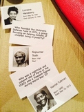 Black History Month - African American Women Lunch Notes