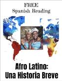 Afro-Latino Reading  in Spanish