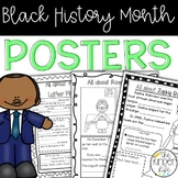 Martin Luther King Jr. Black History Month 12 African American Hero Posters