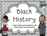 Black History Month - Expert Research Project