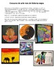 Black History Month Art Contest