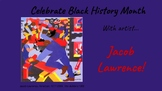 Black History Month, February, Bulletin Board, Art, Jacob Lawrence