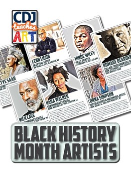 Black History Month Artists to Know