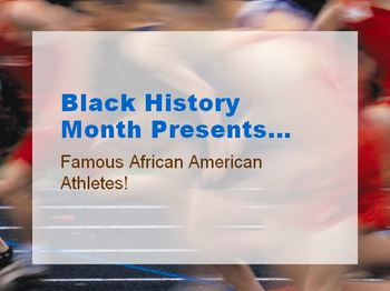 Black History Month: Athletes