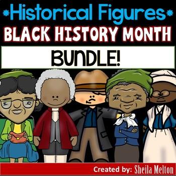 Black History Month BUNDLE!