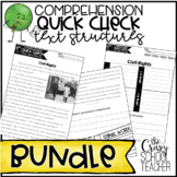 Black History Month Activity | Black History Month Passages | Text Structures