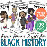 Black History Month Banner Project Activities