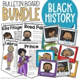 Black History Month Banners and Bulletin Board BUNDLE