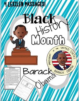 Black History Month Barack Obama