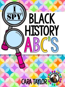 Black History Month ~ Beginning Sounds