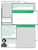 Black History Month Bell Ringer Journal