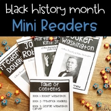 Black History Biographies