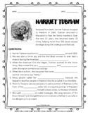 Black History Month Biography: Harriet Tubman