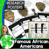 Black History Month Activities | Biography Report Template