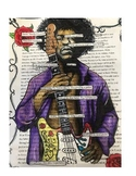 Black History Month:  Black Out Poetry Project (Use all Mo