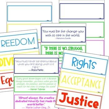 Black History Month Bulletin Board FREEBIE