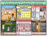 Black History Month Bulletin Board Growing Bundle