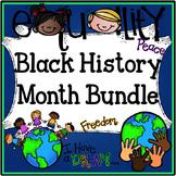 Black History Month Activities Bundle