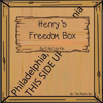 Black History Bundle: Henry's Freedom Box, Ruby Bridges, Rosa Parks
