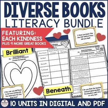 Black History Month Book Companion Bundle