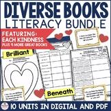 Diverse Books Comprehension Activity Bundle