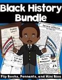 Black History Month Bundle:  24 Famous African-Americans