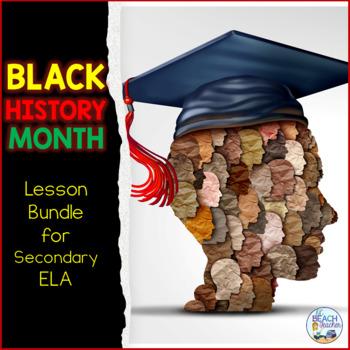 Black History Month Bundle for Secondary ELA