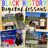 Black History Month Bundle - for the Google Classroom