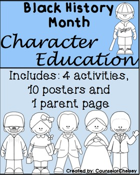 Black History Month Character Education