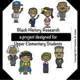 Black History Month Choice Board
