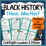 Black History Month Activity {Civil Rights Leaders and Others}