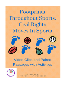 Paired Passages - African-American Unit on Civil Rights in Sports for ELA (6-12)