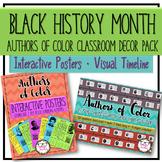 Black History Month Classroom Decor Bundle