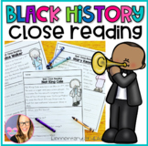 Black History Month Close Reading (K-2)
