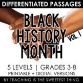 Black History Month: Passages (Vol. 1)
