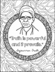 Black History Month Coloring Pages | 22 Fun, Creative Designs