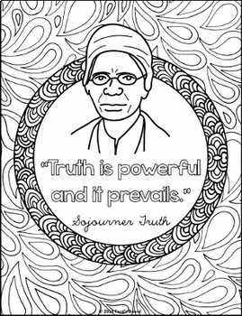 Black History Coloring Pages   22 Fun, Creative Designs