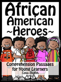 Black History Month ~ Comprehension Passages