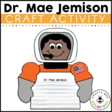 Black History Month Craft | Dr. Mae Jemison | Women's History Month Activity