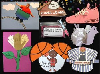 Black History Month Craftivities