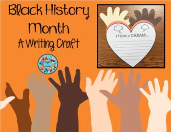 Black History Month Craftivity