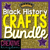 Black History Month Crafts - Bundle 1