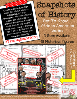 Black History Month Digital Resource Sampler 3-6