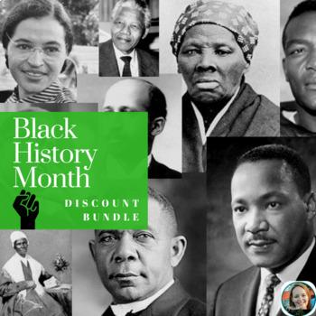 Black History Month Discount Bundle
