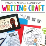 Black History Month Research Craftivity {February Research Project}