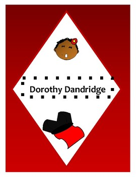 Black History Month - Dorothy Dandridge