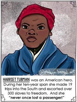 Black History Month FREE Posters