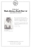 Black History Month Fact #18 Character Education Activity
