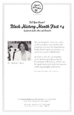 Black History Month Fact #4 Character Education Activity Resource