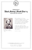 Black History Month Fact #5 Character Education Activity Resource